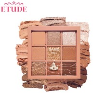 ETUDE HOUSE Play Color Eyes Sand Hill 0.7g*9color [Online Excl.]