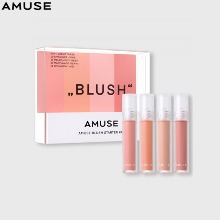 AMUSE Blush Starter Kit 4items