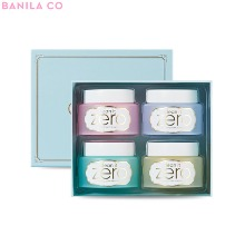 BANILA CO Clean It Zero Cleansing Balm Set 4items [Macaron Limited Edition]
