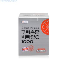 KOREA EUNDAN Vitamin C 1000 1080mg*120tablets (129.6g),Beauty Box Korea