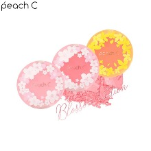 PEACH C Peach Cotton Blusher 5g [Blossom Edition]