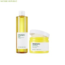 NATURE REPUBLIC Vitapair C Toner Special Set 2items