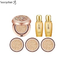 SOORYEHAN Golden Cushion Set 6items
