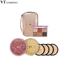 VT Progloss Collagen Pact Set 8items [2020 SS Limited]