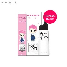 MASIL Dual Glam Highlight Bleach 30g+90g