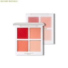 NATURE REPUBLIC Pro Touch Multi Use Palette 3.2g*4colors