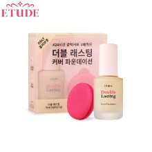 ETUDE HOUSE Double Lasting Cover Foundation Special Set 2items