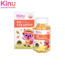 KINU PINKFONG Chewing-Ball Multivitamin 4g*60ea (240g)