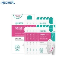 MEDIHEAL Tension Flex Soothing Mask 25ml*10ea