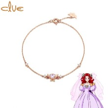 CLUE Saint Something Four Something New Gold Bracelet (CLB20301T) 1ea [CLUE X Wedding Peach 2nd collaboration]