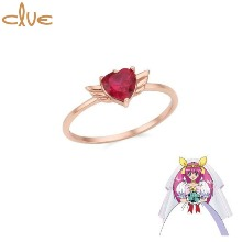CLUE Saint Something Old Gold Ring (CLR20302T) 1ea [CLUE X Wedding Peach 2nd collaboration]