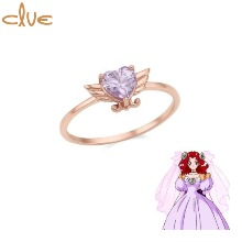 CLUE Saint Something New Gold Ring (CLR20303T) 1ea [CLUE X Wedding Peach 2nd collaboration]