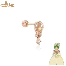 CLUE Angel Flower 10K Gold Piercing (CLE20311T) 1pc [CLUE X Wedding Peach 2nd collaboration]