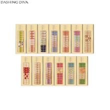 DASHING DIVA Premium Magic Press Set 13items [Soft Shine Collection]