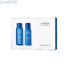 LANEIGE Homme Active Water Duo Set 2items