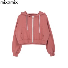 MIXXMIX Popo Crop Zip-Up Hoodie 1ea,Beauty Box Korea