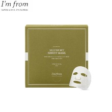 I'M FROM Mugwort Sheet Mask 23ml*10ea