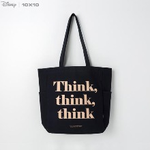 DISNEY Lettering Autumn Eco Bag #Winnie the Pooh 1ea [DISNEY 10X10],Beauty Box Korea