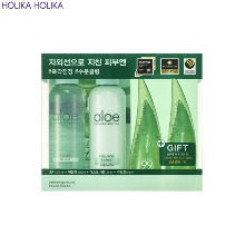 HOLIKA HOLIKA Aloe Moisture Soothing Set 4items