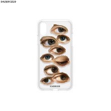 DAZEDOZED Eyes Collage Jelly Case 1ea,Beauty Box Korea