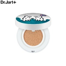 DR.JART+ Cicapair Serum In Cushion Foundation SPF50+ PA+++ 15g*2ea [Muzik tiger Limited Edition]