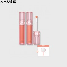 AMUSE Soft Cream Cheek 3items,Beauty Box Korea