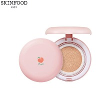 SKINFOOD Peach Cotton Blur Cushion SPF50+ PA+++ 15g