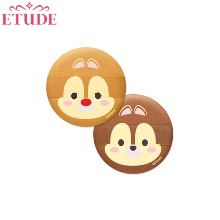 ETUDE HOUSE Cushion Puff Chip & Dale Set 2items [ETUDE HOUSE X Disney Tsum Tsum]