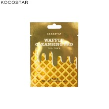 KOCOSTAR Waffle Cleansing Pad 3ea 6g
