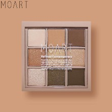 MOART Drawing Art Shadow Palette 01 Art Brown 9g