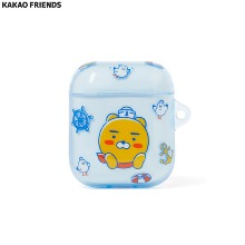KAKAO FRIENDS Marine Airpods Clear Case 1ea