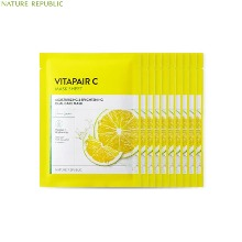 NATURE REPUBLIC Vitapair C Mask Sheet 25ml*10ea