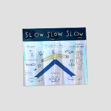 NANO Slow Sticker 1ea,Beauty Box Korea