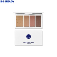 BE READY Mood Up Eye Palette For Heroes 7g
