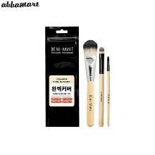 ABBAMART No Blemish Brush Set 3items