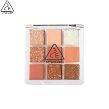 3CE Multi Eye Color Palette 7g [Clear layer Edition]