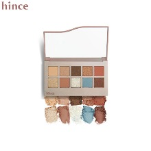 HINCE New Depth Eyeshadow Palette 9.8g,Beauty Box Korea