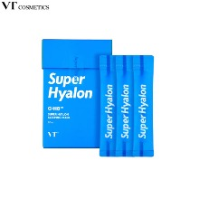 VT Super Hyalon Sleeping Mask 4ml*20ea