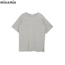 MIXXMIX NEVERM!ND Side Slit Oversized T-Shirt 1ea,Beauty Box Korea