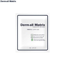 DERM·ALL MATRIX Facial Dermal-Care Mask 35g 1ea