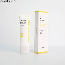 NUMBUZIN No.2 Glossy Base Sunscreen 50ml