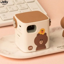 JELLY BEAM X LINE FRIENDS Smart Projector (JB-100) 1ea