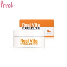 PRRETI Real Vita Hydrogel Eye Patch 60ea 84g
