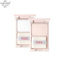SO NATURAL Makeup Holding Finish Powder Fixer 6g,SO NATURAL
