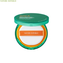 NATURE REPUBLIC Green Derma Mild Cica Big Sun Cushion SPF50+PA++++ 25g