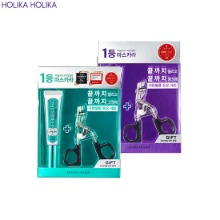 HOLIKA HOLIKA Lash Correcting Mascara Eyelash Curler Set 2items