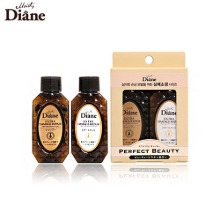 [mini] MOIST DIANE Extra Damage Repair Shampoo & Treatment Travel Kit,Beauty Box Korea