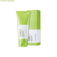 NATURE REPUBLIC Green Derma Tea Tree Cica Foam Cleanser 150ml