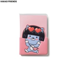KAKAO FRIENDS Clear Passport Case 1ea