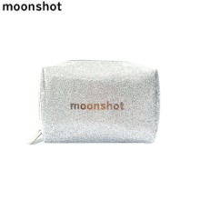 MOONSHOT Silver Small Pouch 1ea,Beauty Box Korea